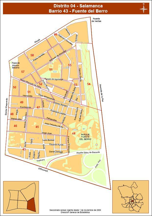 Precio de venta de plazas de garaje en madrid distrito for Piscina fuente del berro